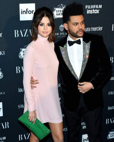 Katy Perry Dates The Weeknd To Get Revenge On Selena Gomez Selena The Weeknd 378x468