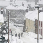 UK Set For Four Days Of Snow As -12C Siberian Blizzard Hits