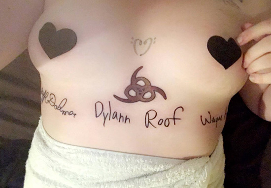 Womans Seriously Dark Reason For Dating Serial Killer Tattoo