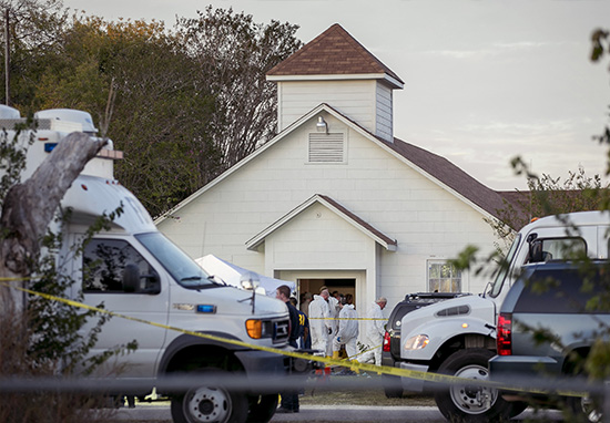 Pastors Daughter First Victim Identified In Texas Church Massacre Texas1