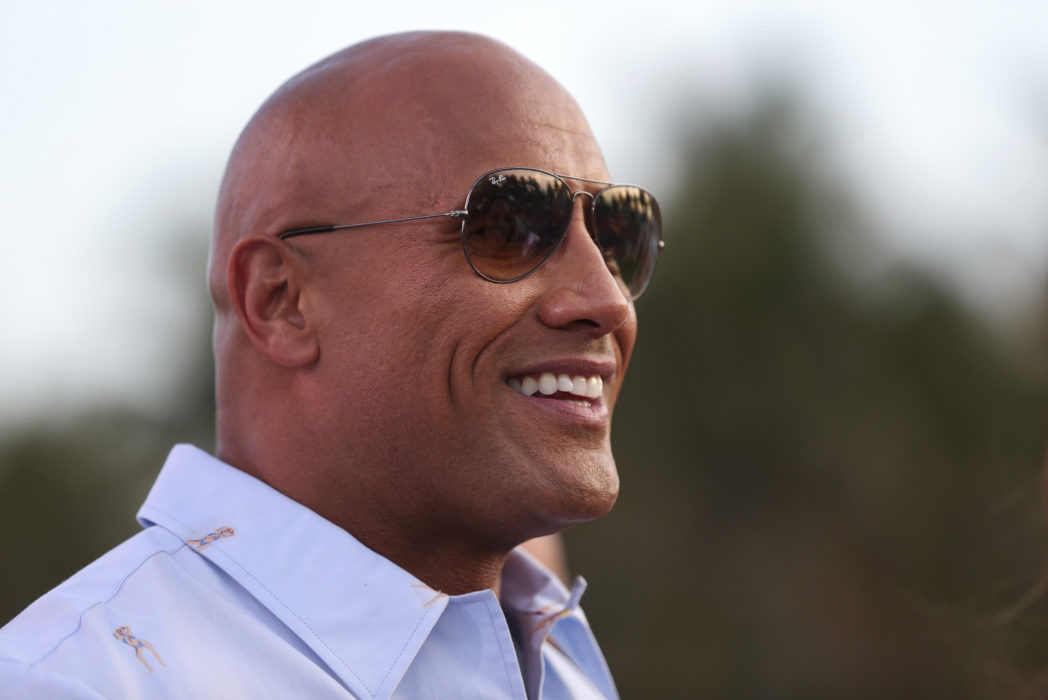 The Rock Was Only Second Highest Grossing Actor Of 2017 The Rock PA 31314691 1048x700