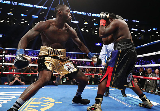 Anthony Joshua And Deontay Wilder Fight Confirmed Wilder 3