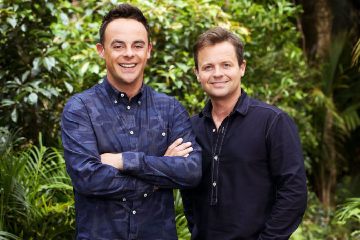 Ant McPartlin Will Not Return To Im A Celeb ant and dec