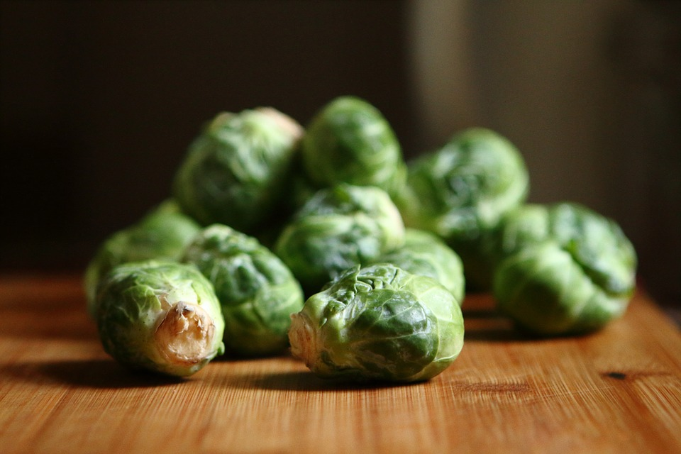 People Who Hate Sprouts Are Actually More Highly Evolved brussels sprouts pixabay