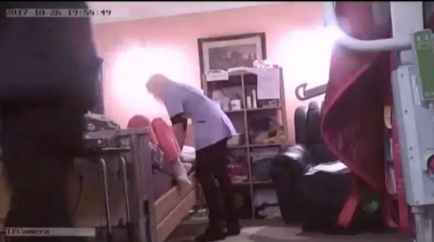 Sick Carers Hurl 88 Year Old Woman Round Like Sack Of Potatoes capture215