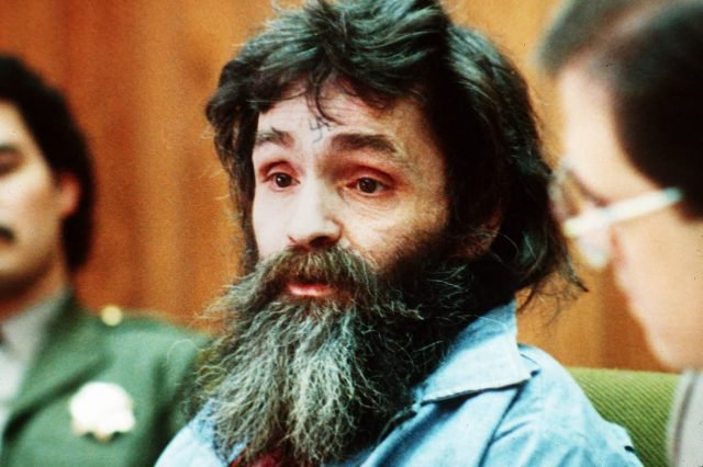 Bryan Cranston Shares Details Of Chilling Encounter With Charles Manson charles manson