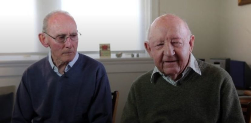 John, 89, And Arthur, 85, To Marry After 50 Years Together
