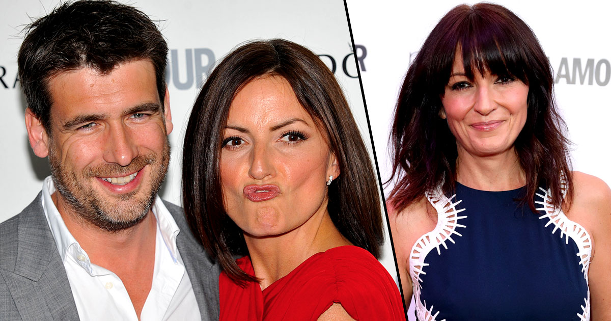 Davina McCall Splits From Husband After 17 Year Marriage dav01