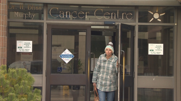 Cancer Patient Wins Lottery Then Finds Out Treatment Working diane bishop cancer centre