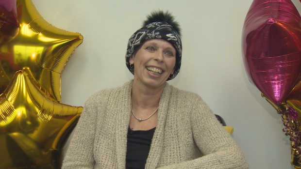 Cancer Patient Wins Lottery Then Finds Out Treatment Working diane bishop