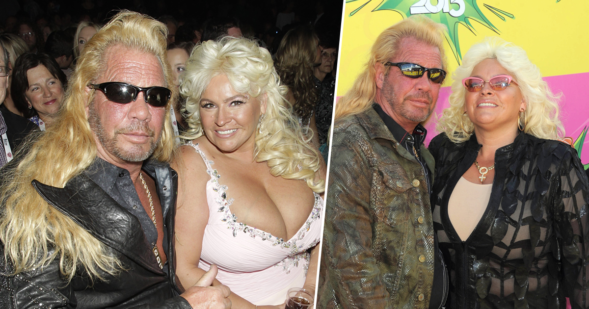 dog and beth quit bounty hunting after throat cancer