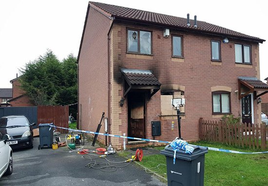 Man Dies After Lit Firework Was Posted Through Letterbox firework 2