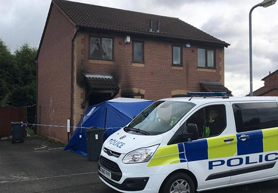 Man Dies After Lit Firework Was Posted Through Letterbox firework 4