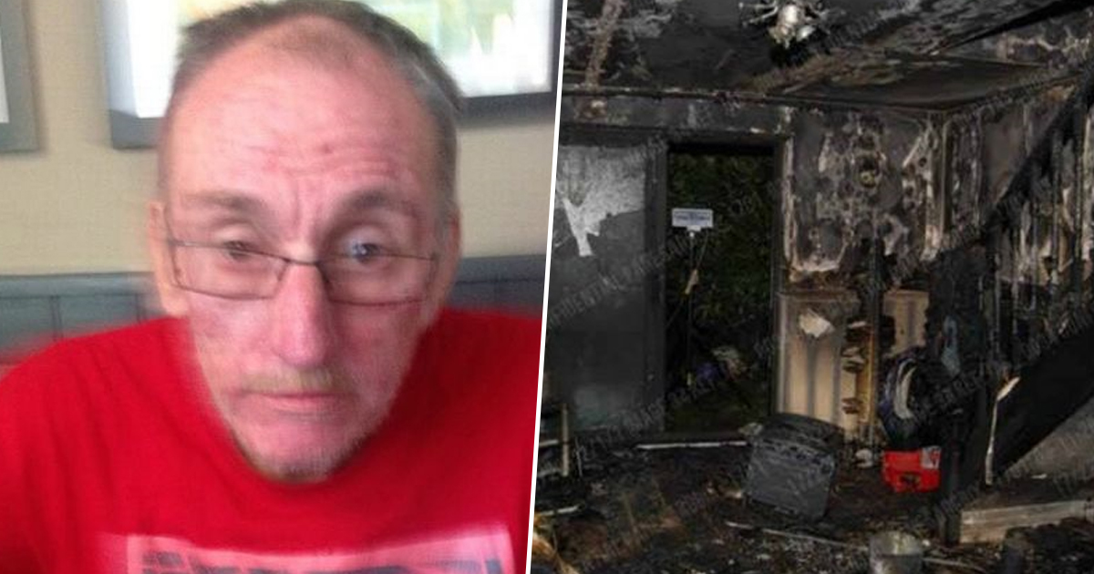 Man Dies After Lit Firework Was Posted Through Letterbox firework thumbnail edit