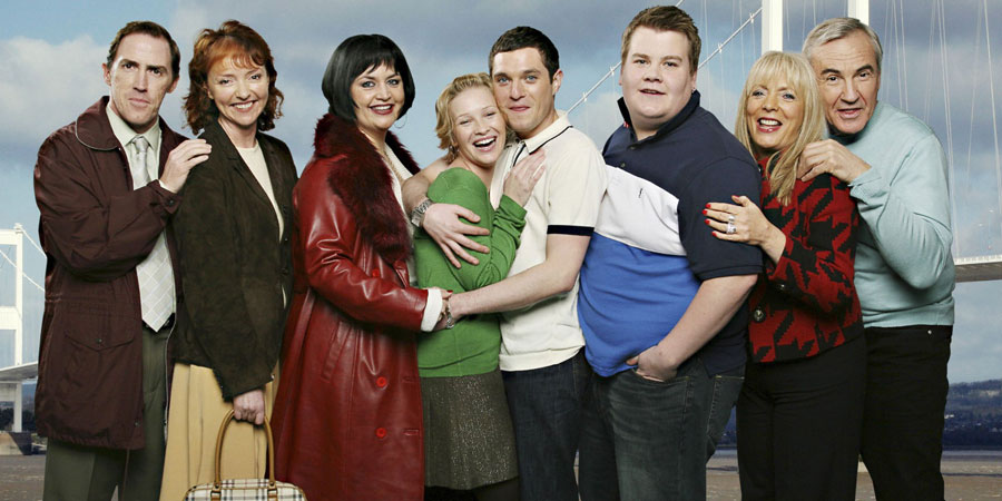 Only Fools And Horses Is Britains Favourite Sitcom gavin and stacey