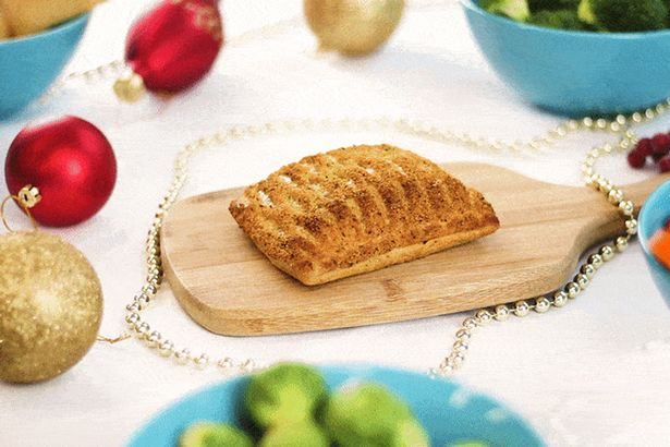 Greggs Festive Bake Is Available From Today greggs 1