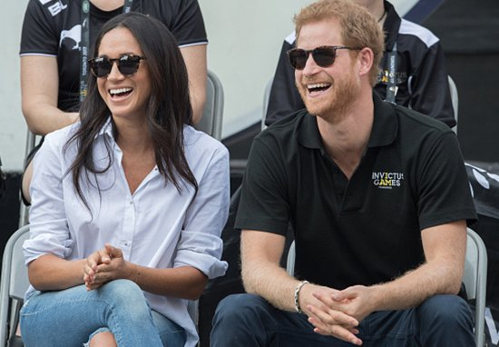 Harry And Meghan Officially Set Date For Royal Wedding harry meghan web 1