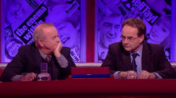 Jo Brand Perfectly Silences All Male Panel After Sexual Harassment Joke hignfy