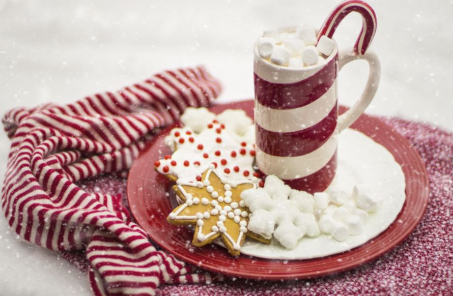 Sainsburys Launch Vegan Marshmallows And Whipped Cream hotchoc