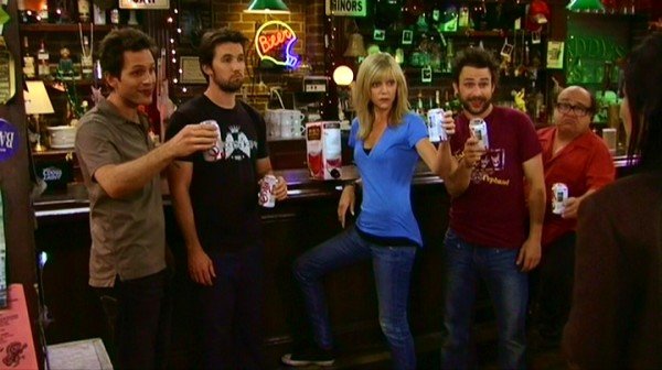 Being A Lightweight Is Actually A Sign That Youre More Unhealthy itsalwayssunny5 23