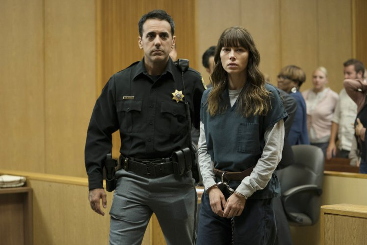 New Netflix Show Is So Horrific People Cant Get Through First Episode jessica biel jacob berger