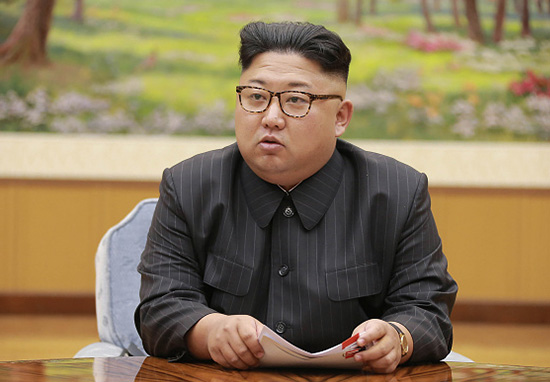 North Korea Accidentally Hit Own City With Missile Test kim web 1