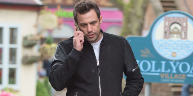 Im A Celebs Jamie Lomas Has Famous Sister And No One Can Cope landscape 1456475588 soaps hollyoaks jamie lomas return 02