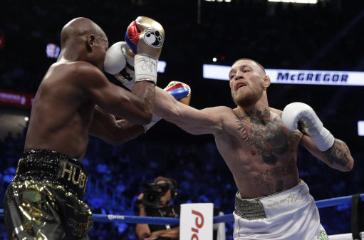 Floyd Mayweather Is Considering A 51st Fight mcgregor 1 1