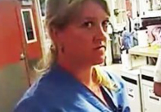 Nurse Arrested For Doing Her Job Awarded $500,000 Compensation nurse arrest compensation AAAA
