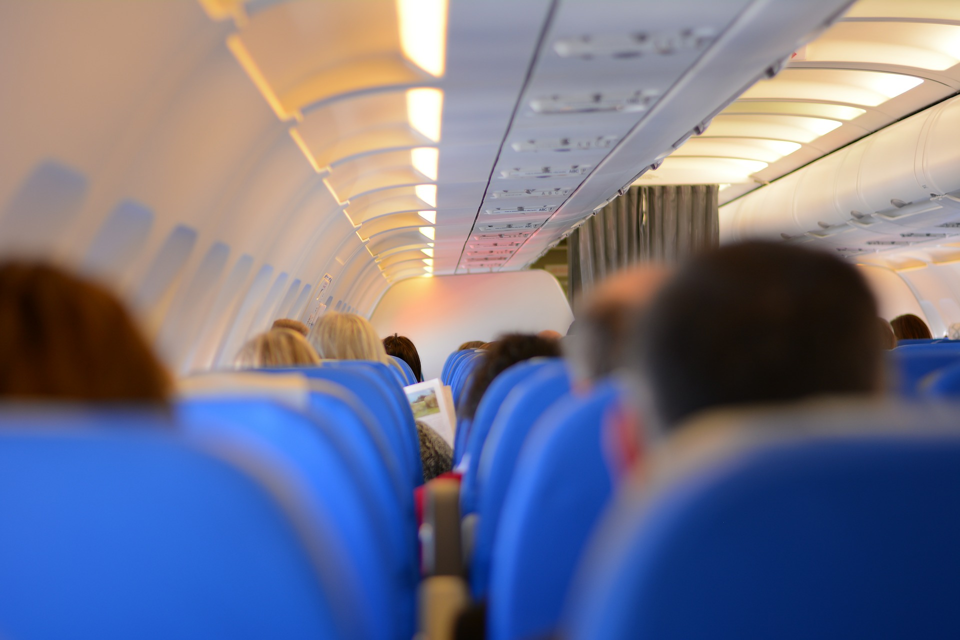 Overweight People Should Pay More For Plane Tickets According To Poll passengers 519008 1920