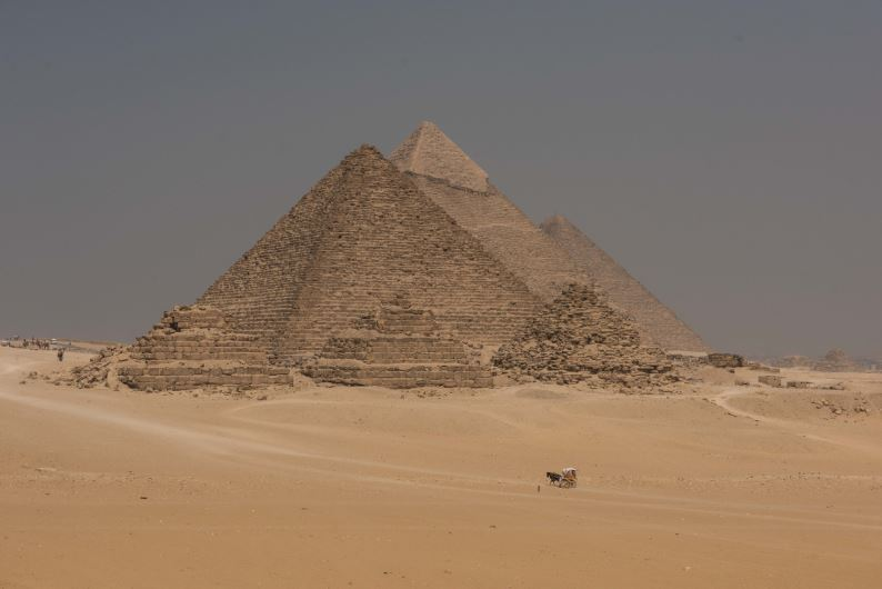 Hidden Structure Found Inside Great Pyramid Of Giza In Huge Breakthrough pyramid