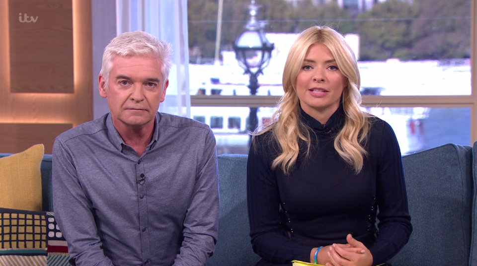 Holly And Phil Left Furious With Disgusting Views Of Guests row2