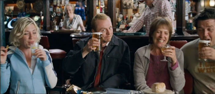 Being A Lightweight Is Actually A Sign That Youre More Unhealthy shaun of the dead 13 nice pint