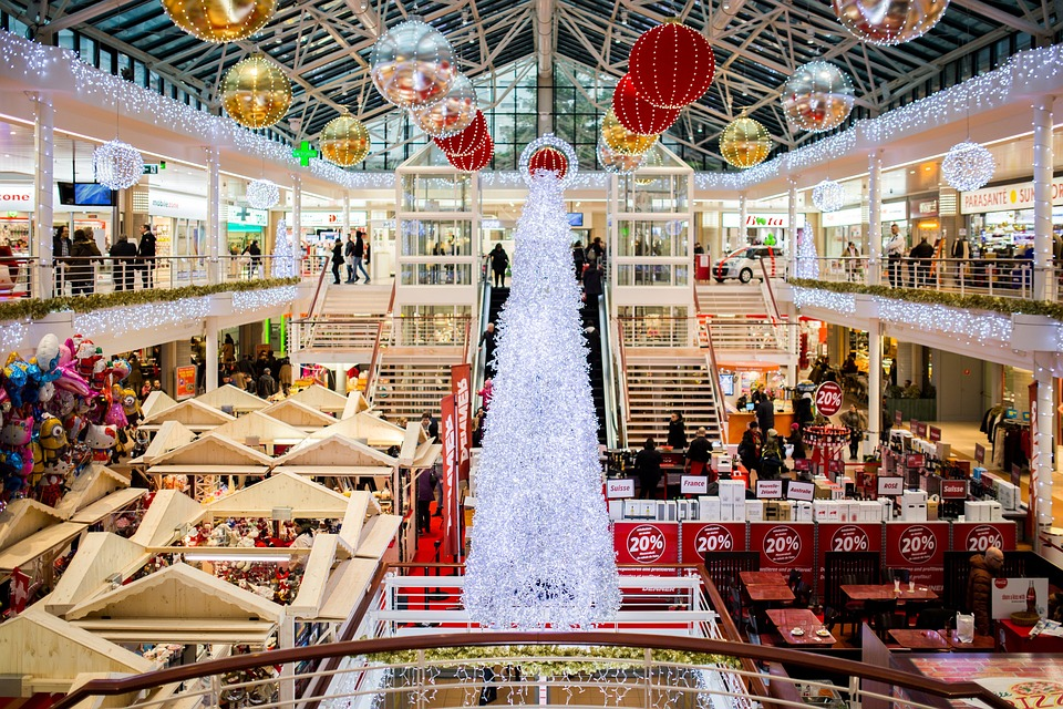 Theres A Dark Reason Some People Hate Christmas shopping mall 2605815 960 720