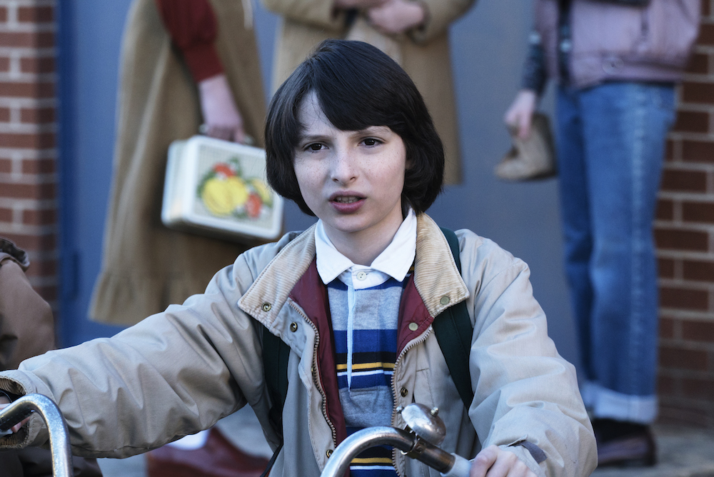 stranger things will byers nextflix television