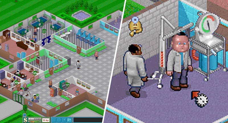 theme hospital is about to make a major comeback