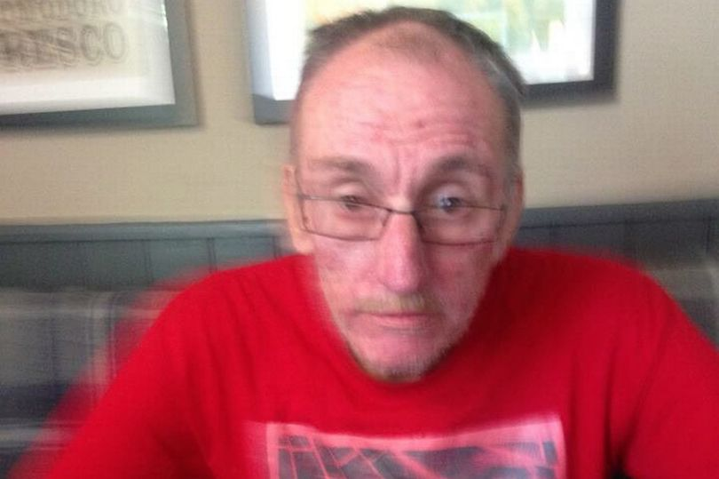 Man Dies After Lit Firework Was Posted Through Letterbox tony nicholls