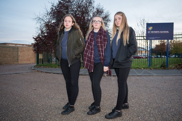 Girls Punished Because Their Trousers Are Distracting Teachers trousers1