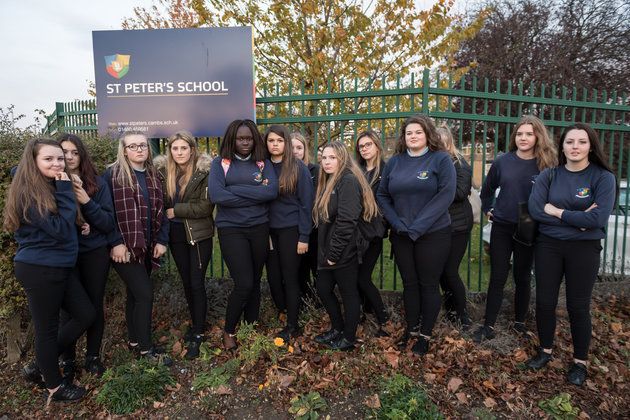 Girls Punished Because Their Trousers Are Distracting Teachers trousers3