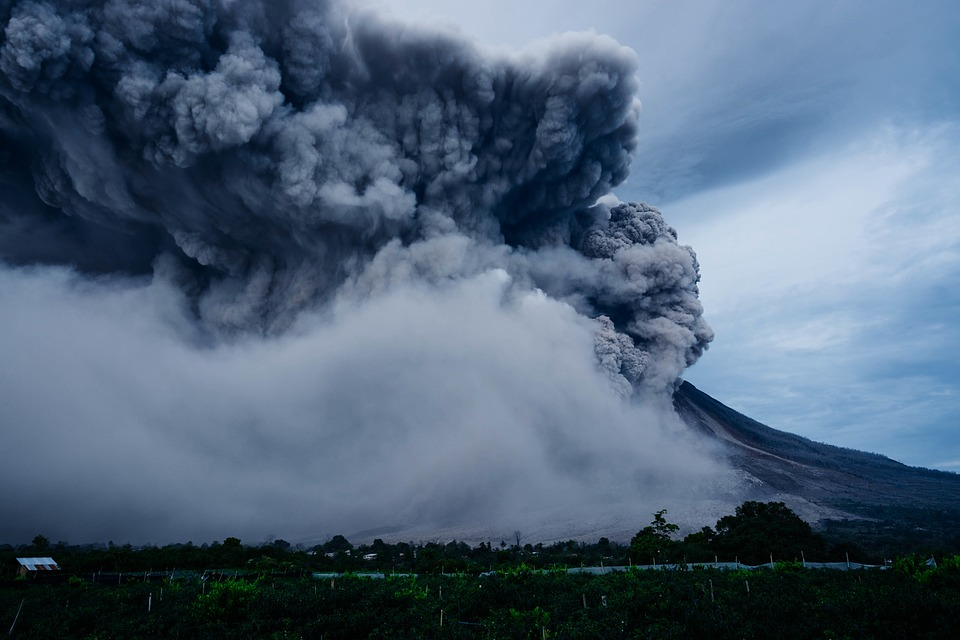 Apocalypse Closer Than First Thought, Scientist Says volcano max pixel