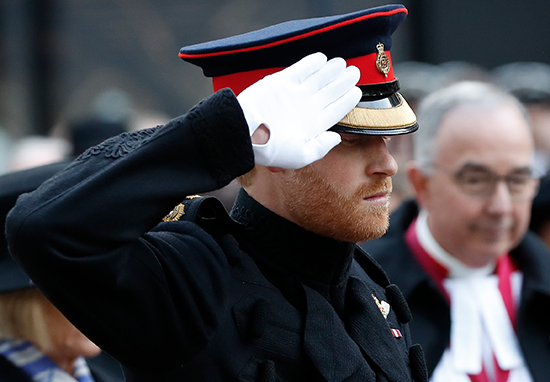 Internet Defends Prince Harry After Breaking Huge Military Rule web e33 1