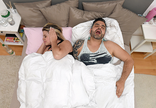 People Who Snore Are More Unhealthy Than Those Who Dont webx 1