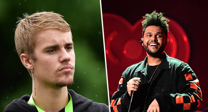 The Weeknd Is Now Dating Justin Bieber's Ex
