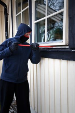 Convicted Burglars Reveal How To Keep Your Home Safe Over Xmas window thief