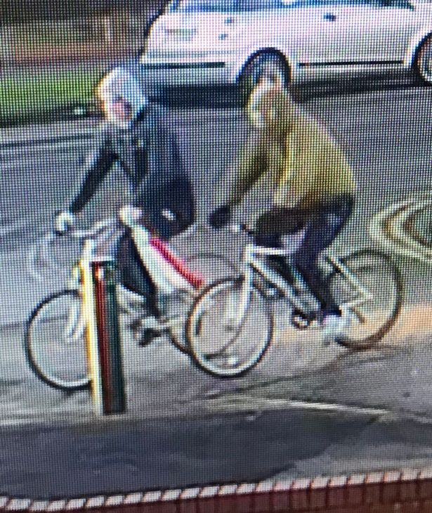 Two Men Arrested For Stealing Money From 89 Year Old On Christmas Day 251217 Greenwood Ave Sainsburys robbery 3