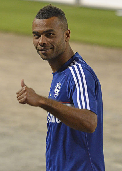 Meghan Markles Text Messages To Ashley Cole Revealed 427px Ashley Cole Chelsea vs AS Roma 10AUG2013