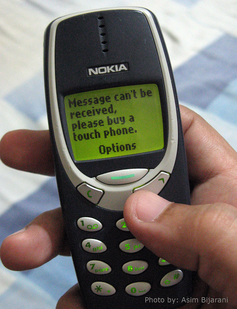 First Text Message Sent 25 Years Ago Today Was Ridiculous