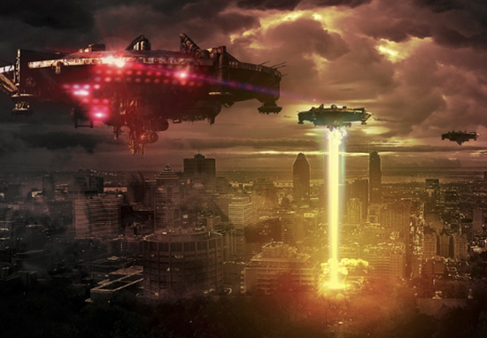 Aliens Have Visited Earth, Former Pentagon UFO Expert Says Alien Invasion A