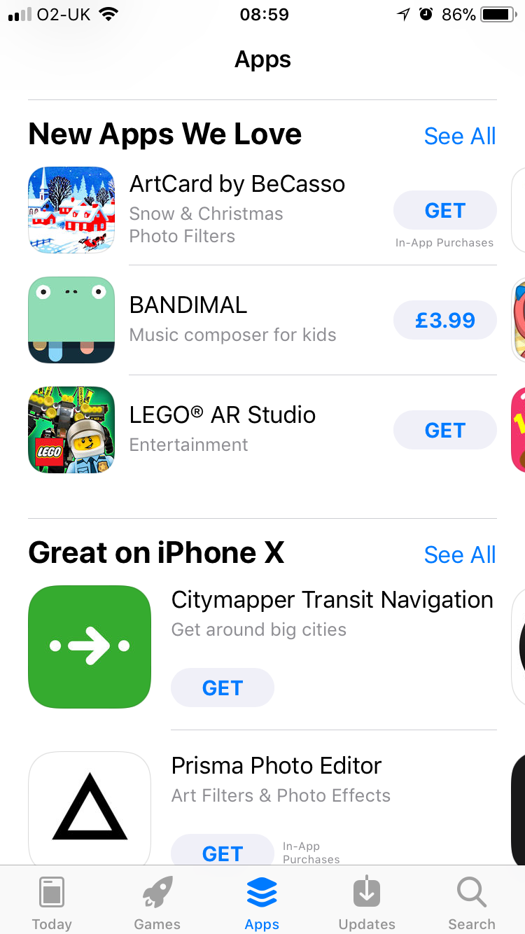 List Of Things That Didnt Exist On Christmas Day 10 Years Ago Is Mind Blowing App Store