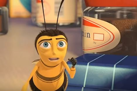 Someone In The UK Watched Bee Movie 357 Times This Year On Netflix Bee Movie